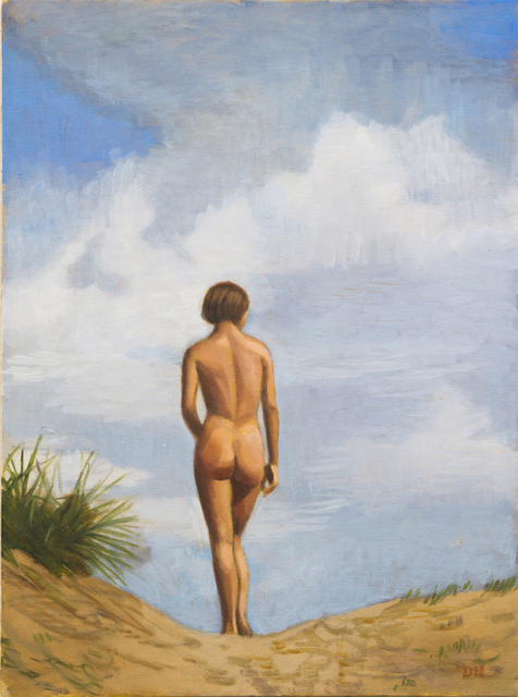 , 'Nude Beach,' 2013, Ornis A. Gallery