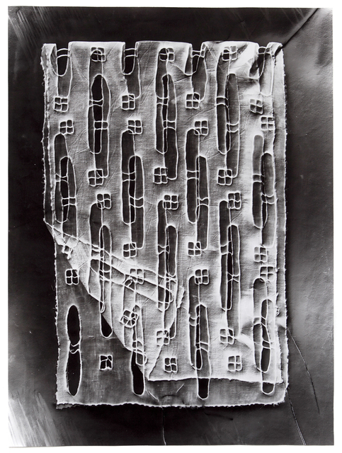 , 'Codex (1),' 2019, EUQINOM Gallery