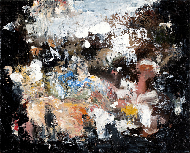 , 'Salzberg,' 2014-2017, Oliver Sears Gallery