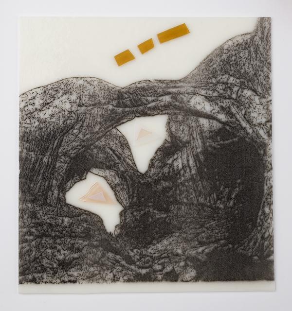 , 'Three Dashes,' 2018, Kopeikin Gallery