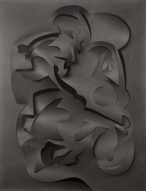 Frederick Sommer, 'Cut Paper', 1974, Bruce Silverstein Gallery