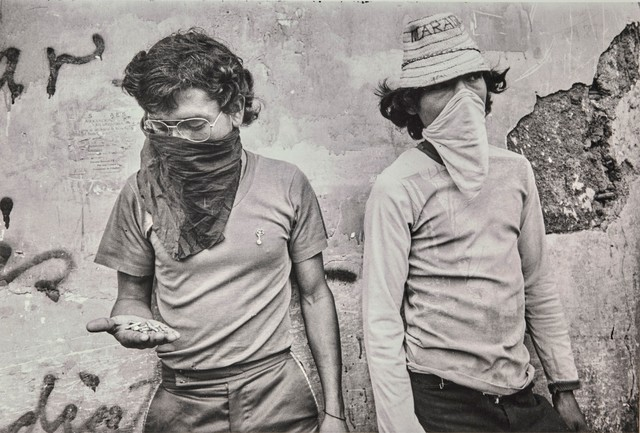 Susan Meiselas, 'Nicaragua, 1 sept 1978', Cambi