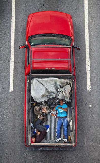 , 'Carpoolers #25,' 2012, Patricia Conde Galería