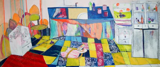 , 'Intimate Space #21,' 2019, Zawyeh Gallery