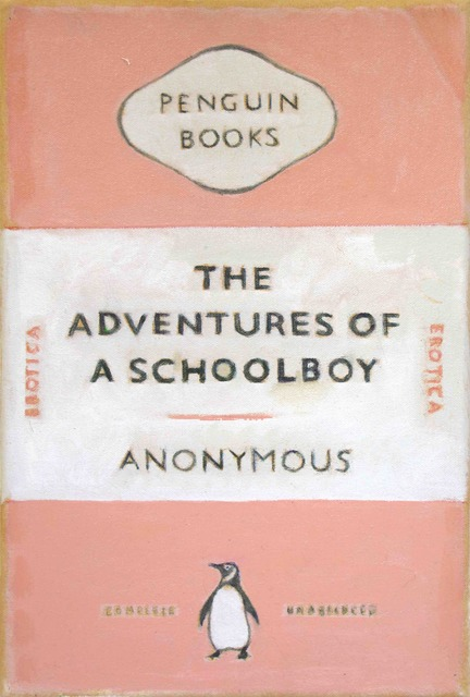 , 'The Adventures of a Schoolboy,' 2014, Galerie Pixi - Marie Victoire Poliakoff