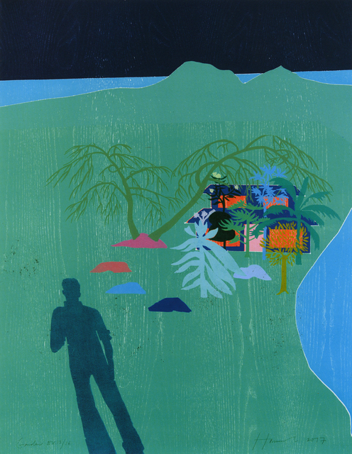 Tom Hammick, 'Garden', 2017, Peacock Visual Arts