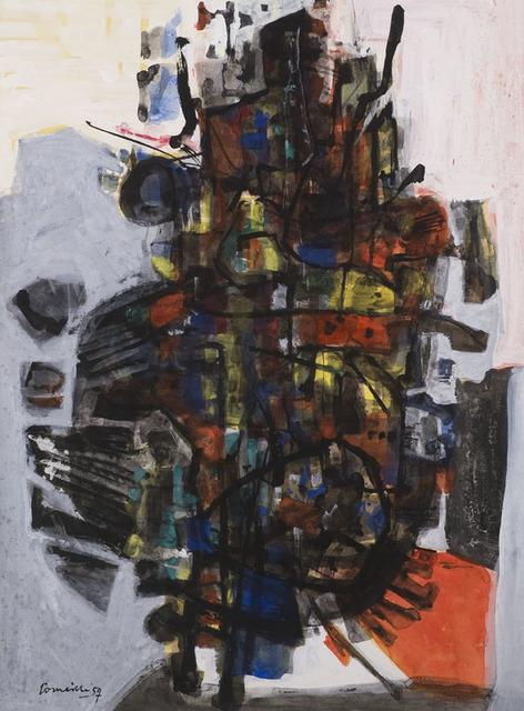 Corneille, 'Desert Fleurissant', 1957, Jaski