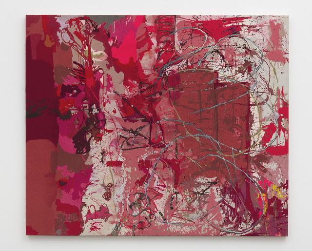Ivan Morley, 'Fandango', 2018, David Kordansky Gallery