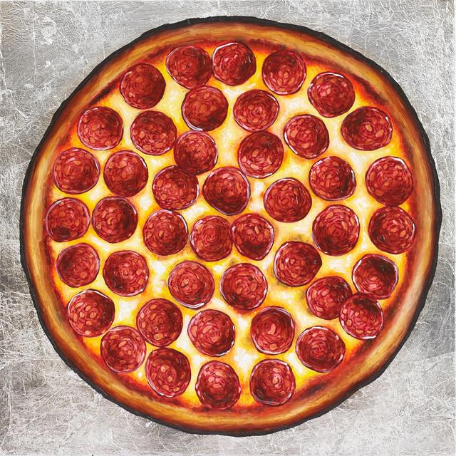 , 'Pizza,' 2016, Gallery Poulsen