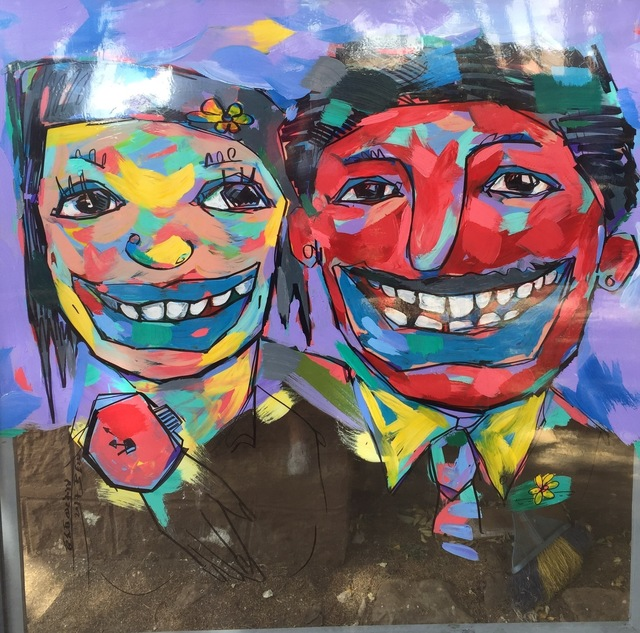 , 'Smile Portrait V,' 2017, Create Hub Gallery
