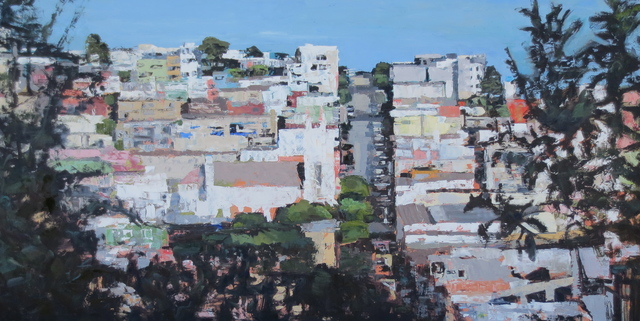 , 'City Hike,' 2018, Seager Gray Gallery