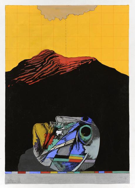 , 'Desert Landscape,' 1978, Meem Gallery