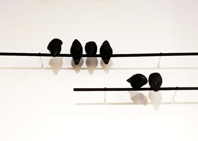 , 'On the Line,' , ArtLabbé Gallery