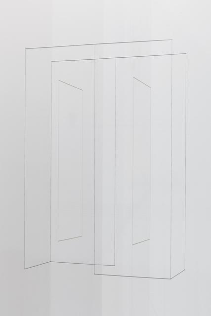 , 'Line Sculpture (cuboid) #26,' 2018, Sabrina Amrani