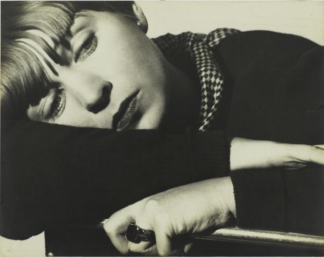 , 'Portrait composition Tulia Kaiser ,' 1930, Jeu de Paume