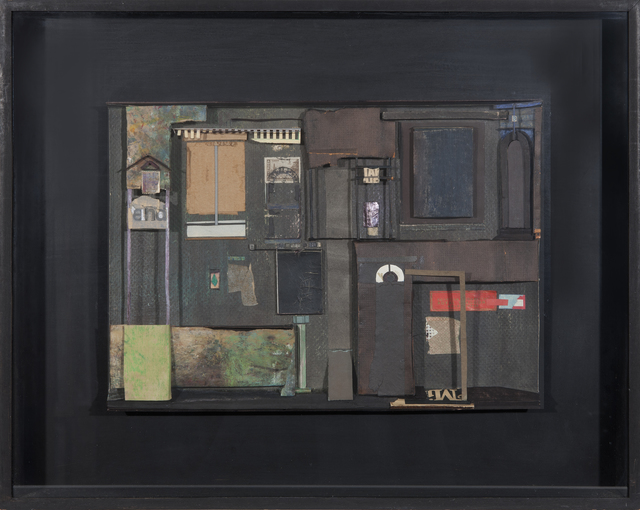 , 'Green Diamond Warehouse,' 1981, Pavel Zoubok Gallery