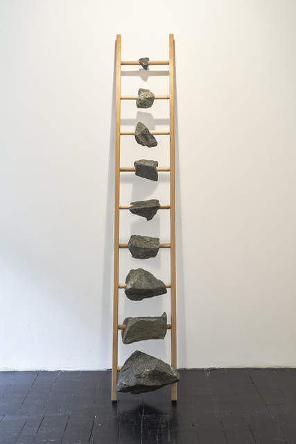 , 'Scaled Ladder,' 2014, UNION Gallery