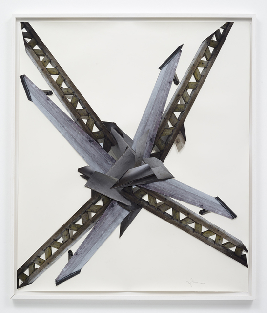 , 'H19-2,' 2013, Galerie Christian Lethert