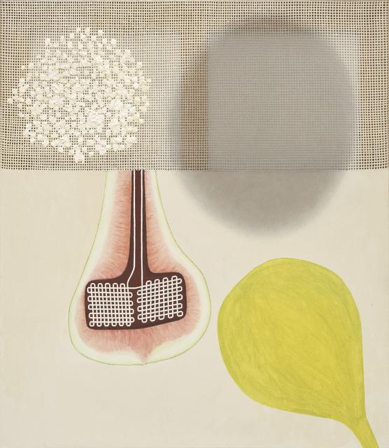 Daniel Sinsel, 'Untitled', 2017, Painting, Oil on linen, mastic, beeswax, Jason Haam