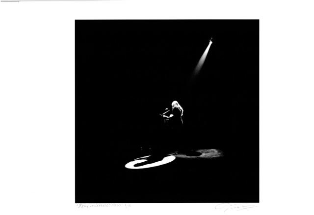 , 'Joni Mitchell (Spotlight), 1969,' 2016, ACA Galleries