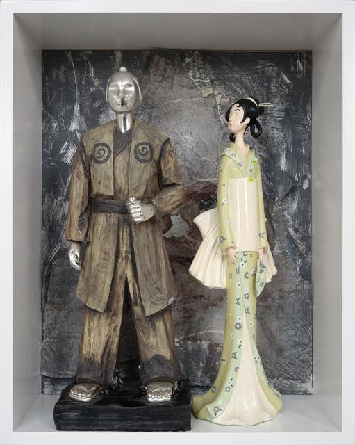 , 'The Great Samurai,' 2019, Van Bavink Gallery
