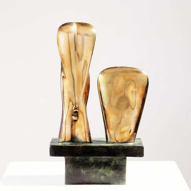 , 'Torsi,' Design 1955, Galerie Bei Der Albertina Zetter