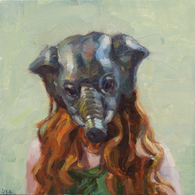 , 'Elephant Girl,' 2015, Abend Gallery