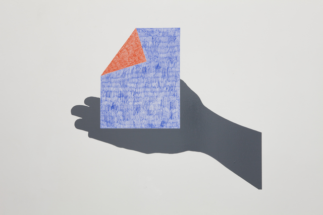 , 'One Page,' 2017, Tatjana Pieters