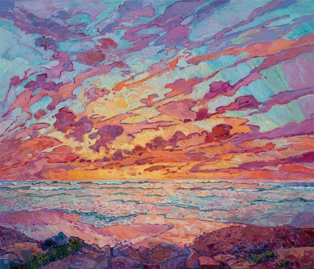 , 'Diego Sky,' 2017, The Erin Hanson Gallery