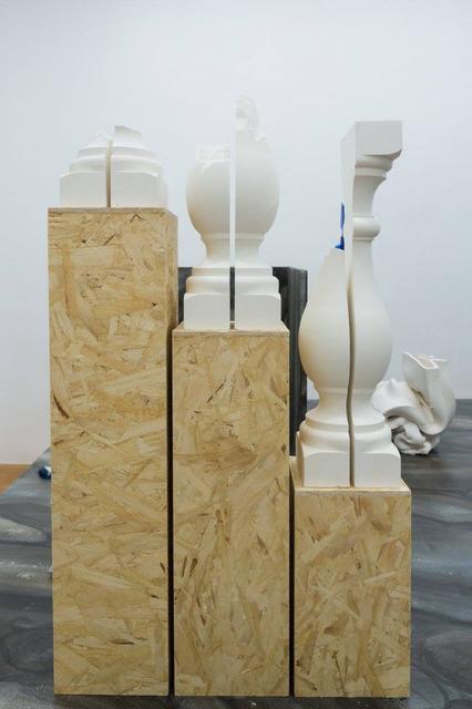 , 'Balustre décoratif,' 2017, GALERIE ERIC MOUCHET