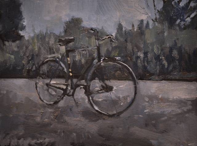 , '1946 Raleigh,' 2017, Main Street Arts