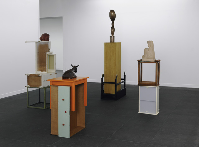 , 'Berner Sockel,' 2010, Guggenheim Museum Bilbao
