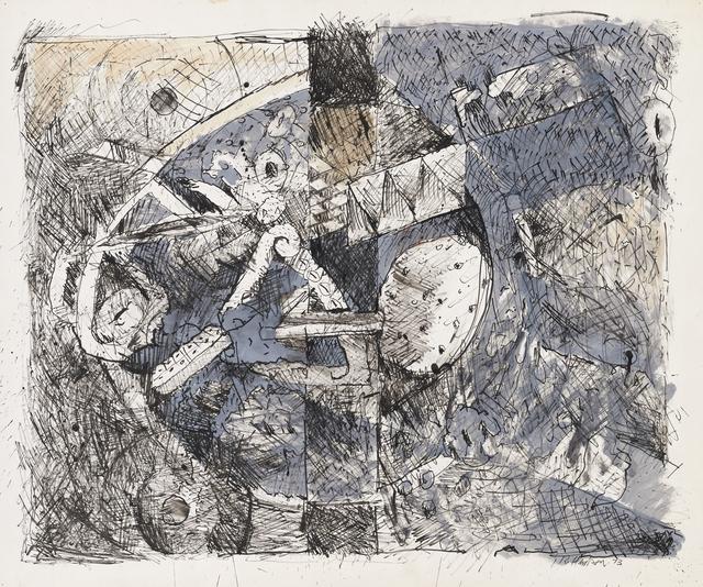 Robert Hudson, 'Untitled', 1973, Brian Gross Fine Art