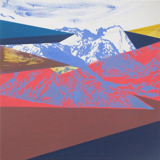 , 'Highway,' 2014, Galerie Sandhofer