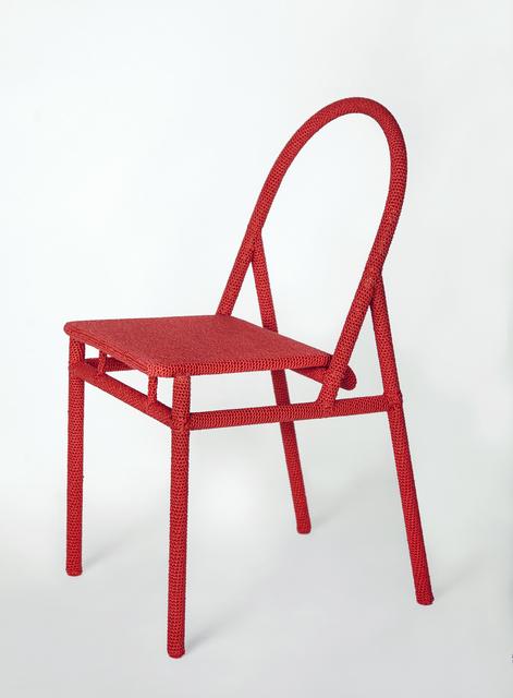 """, '""""Soft Non-Conformist"""" chair,' 2017, Adorno"""