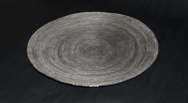 Alexandra Agudelo, 'Plato Tutusom', 2013, Design/Decorative Art, Silver, Cristina Grajales Gallery