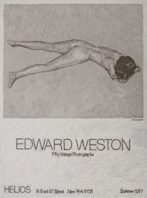 , 'Imposter: Edward Weston at Helios,' 2017, eitoeiko