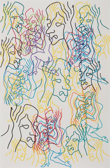 , 'Orgía de Narcisos 1,' 2019, Galeria Solo / Eva Albarran & Christian Bourdais