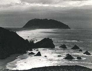 , 'Sunset, Carmel Coast,' 1940, Scott Nichols Gallery