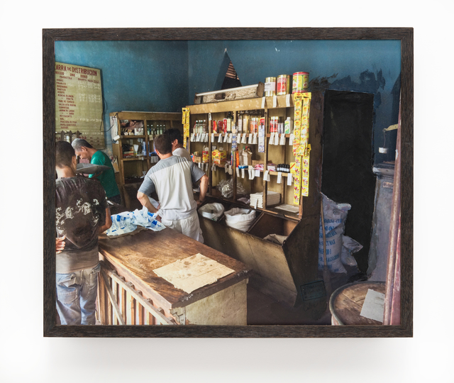, 'Grocery Store with Back Room #1 (Camaguey, Cuba),' 2018, Reynolds Gallery