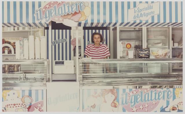 , 'Riviera Romagnola (Serie: Paesaggio Italiano),' 1981, Mai 36 Galerie