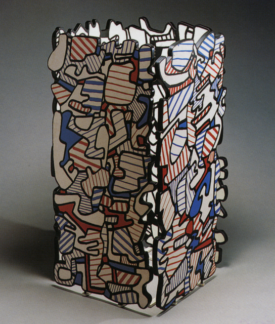 , 'Le tetrascopique,' 1971, Chowaiki & Co.