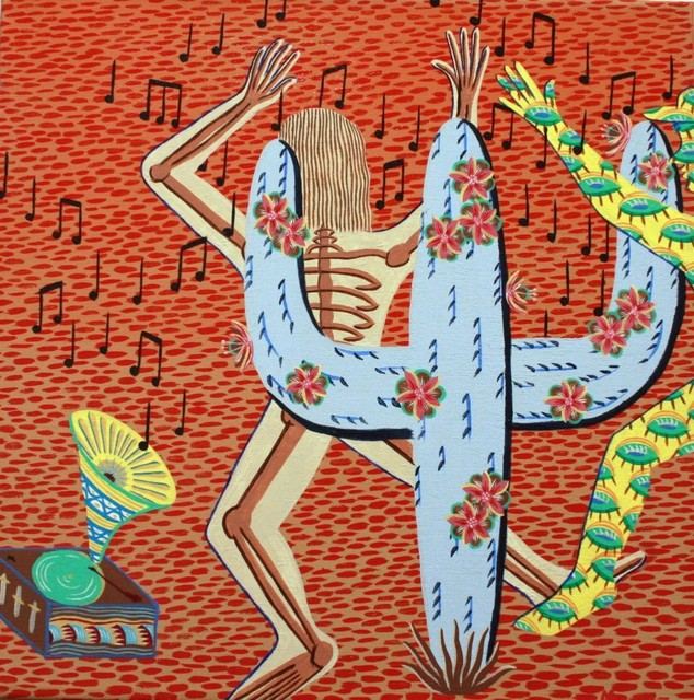 , 'Desert Dance,' 2017, de Plume Gallery