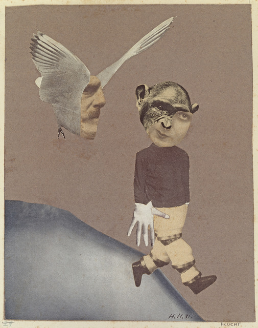 , 'Flucht (Flight) ,' 1931, Whitechapel Gallery