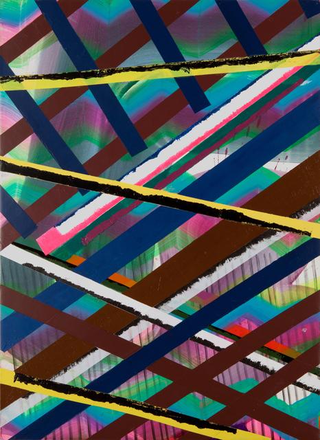 Juan Uslé, 'Sur Cruzado', 2018/2019, Galerie Thomas Schulte