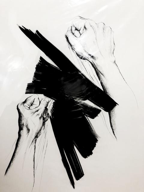 , 'Warrior,' 1987, Machamux