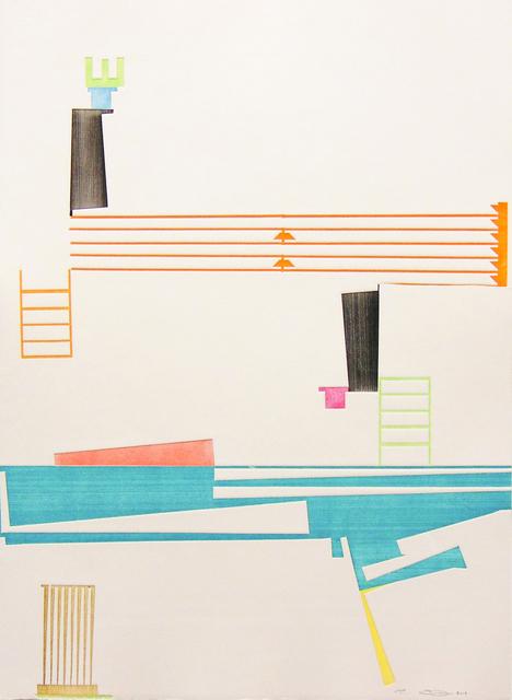 , 'Happy Plan 5,' 2018, Bruno David Gallery & Bruno David Projects