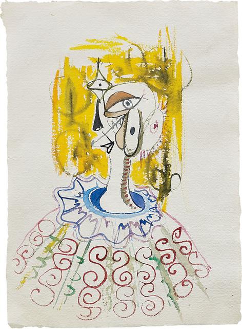 George Condo, 'Untitled', 1985, Phillips