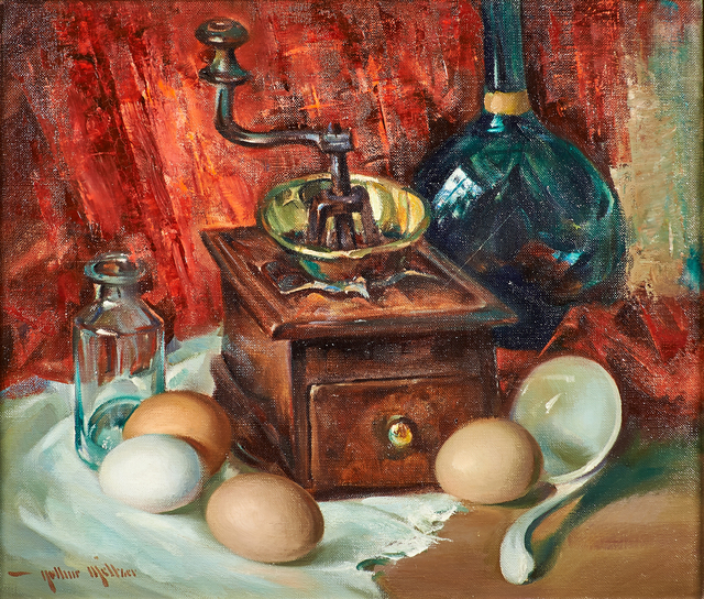 Arthur Meltzer, 'Coffee Mill', Rago