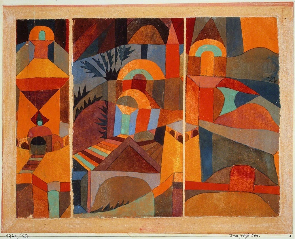 a biography of paul klee a swiss born painter and graphic artist